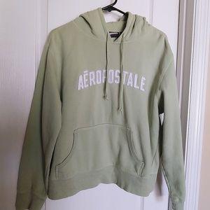 Aeropostale hooded pullover